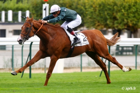 1-2 for Anodin in the Gr.3 Prix des Chênes
